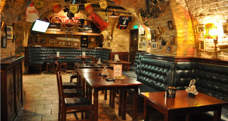 Irish Papa`s Pub